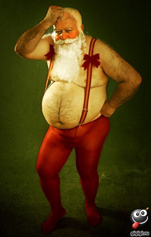 4. Дед Мороз.  HaTycuK.  Блог им. Натусик.